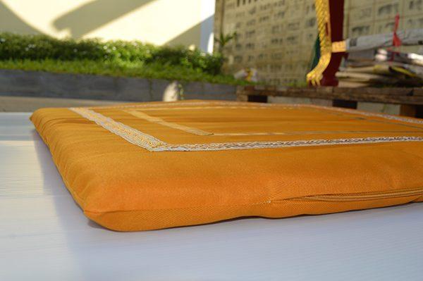 อาสนะ ผ้าโซร่อน แบบหนา เหมาะสำหรับนั่งสมาธิ,ราคา อาสนะ,อาสนะพระ ราคา ถูก