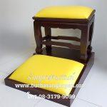 โต๊ะกราบหน้า-10-เบาะสีเหลือง 1